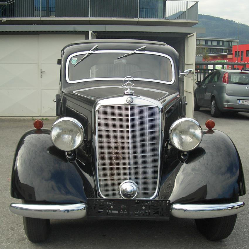 Mercedes Benz Service D: Habel Automobil Restauration